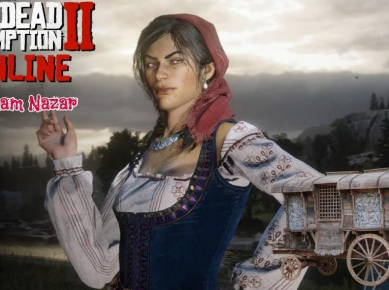 How to find Madam Nazar in Red Dead Online