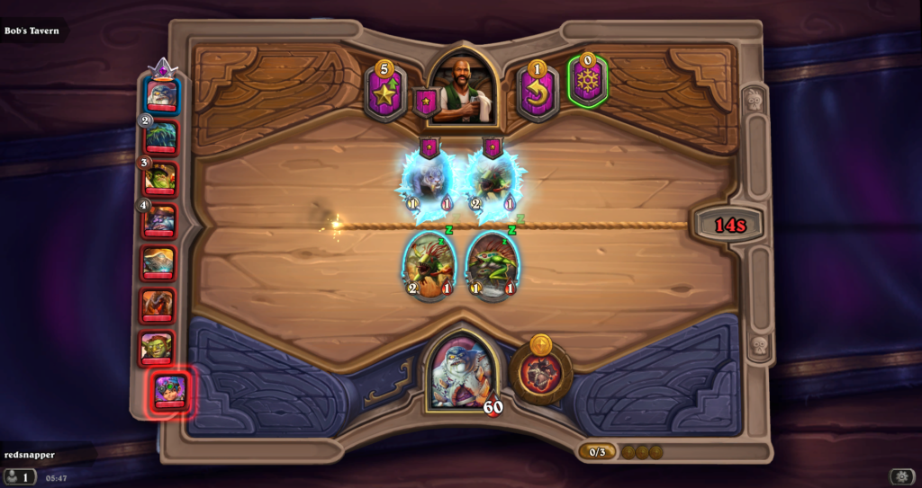 Hearthstone Battlegrounds guidebook: universal 1-5 moves of any hero
