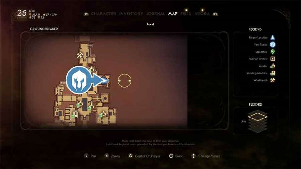 How to get to Byzantium at The Outer Worlds