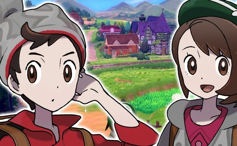 How many Pokemon in Pokemon Sword & Shield
