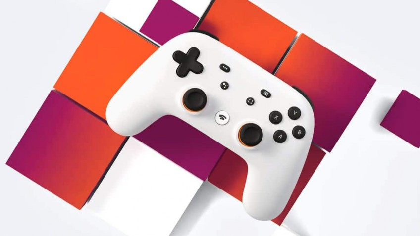 Google Stadia users are faced with a game update in NBA 2K20
