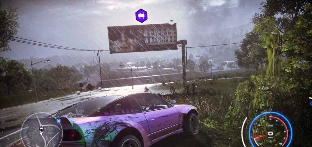 Nfs Heat Where To Find Graffiti Billboards And Flamingos