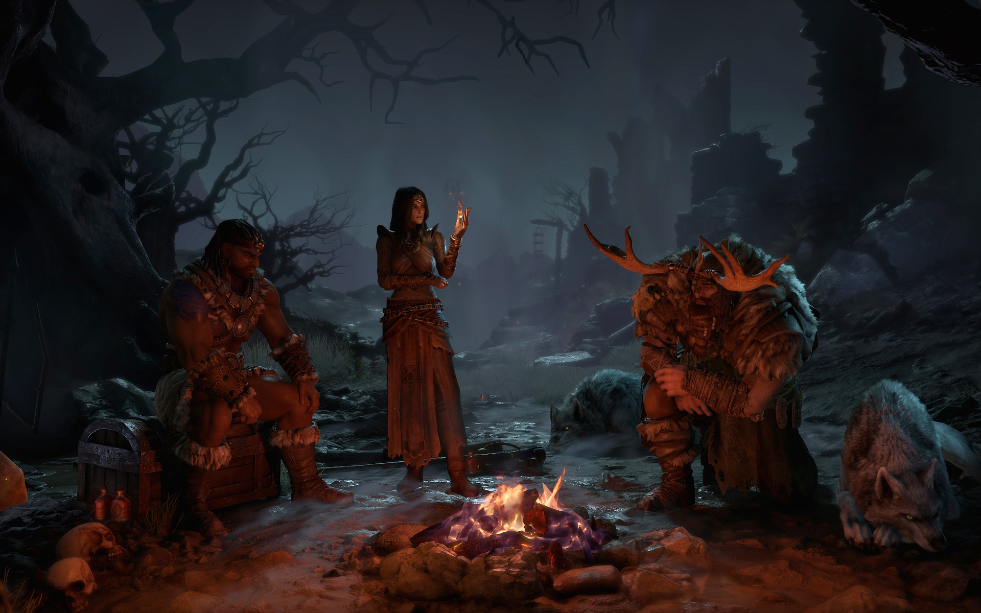 Blizzard: Diablo IV is like the first chapter of a big book