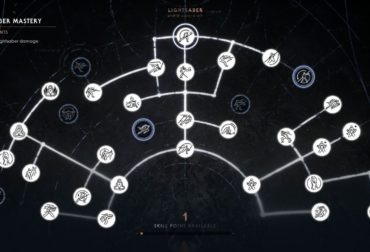 How to earn and spend Star Wars Jedi: Fallen Order ability points
