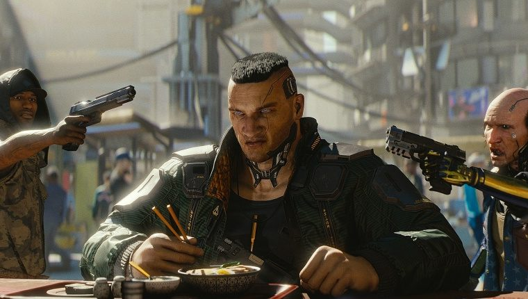Cyberpunk 2077 will be available on PS5 and Xbox Scarlett, but not at the start