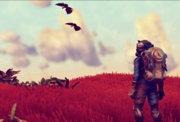 Bioshock's designer has moved the first level of Doom to No Man's Sky with a Synthesis update