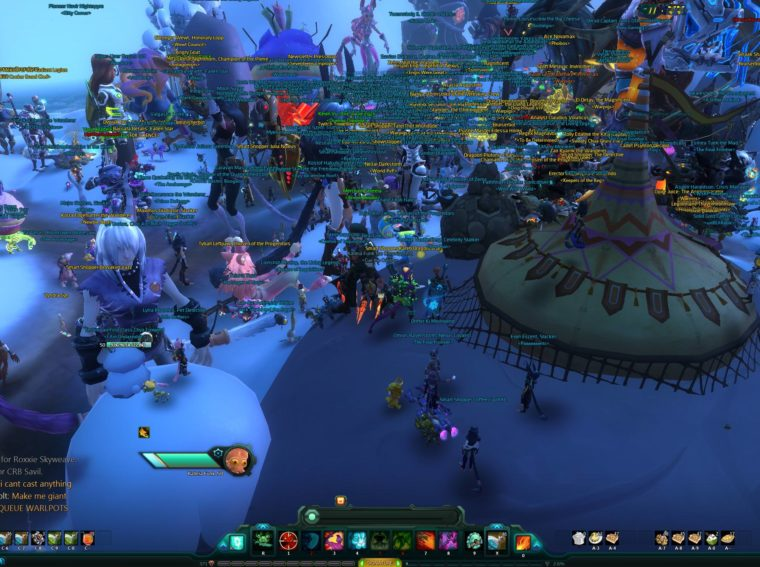 MMORPG WildStar comes back? Fans plan to run their own server