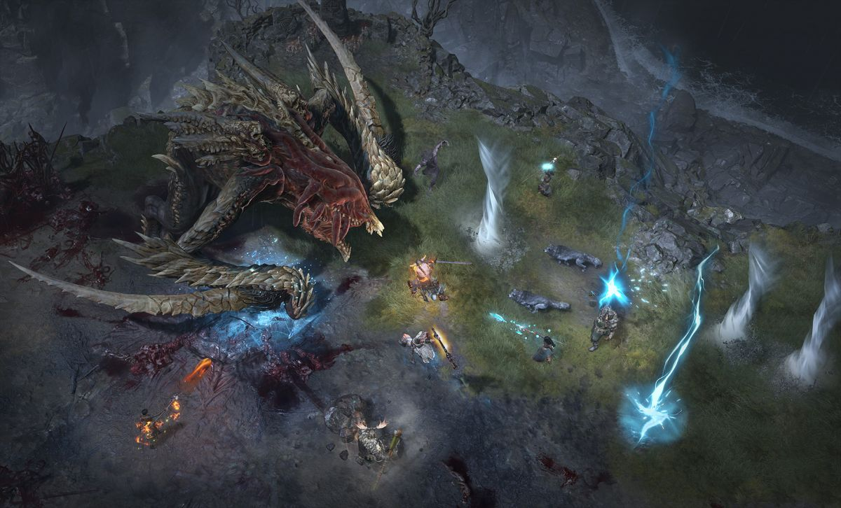 Paladin, Amazon or someone else? Presumed classes in Diablo 4