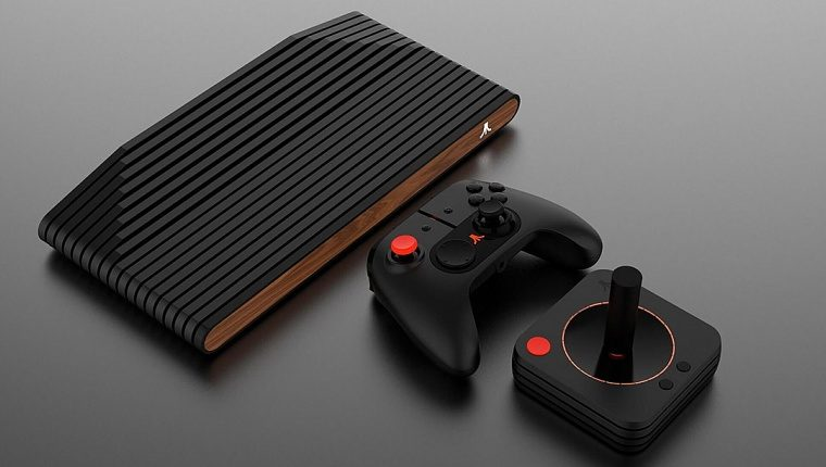 Atari's gaming console is at its final stage of production