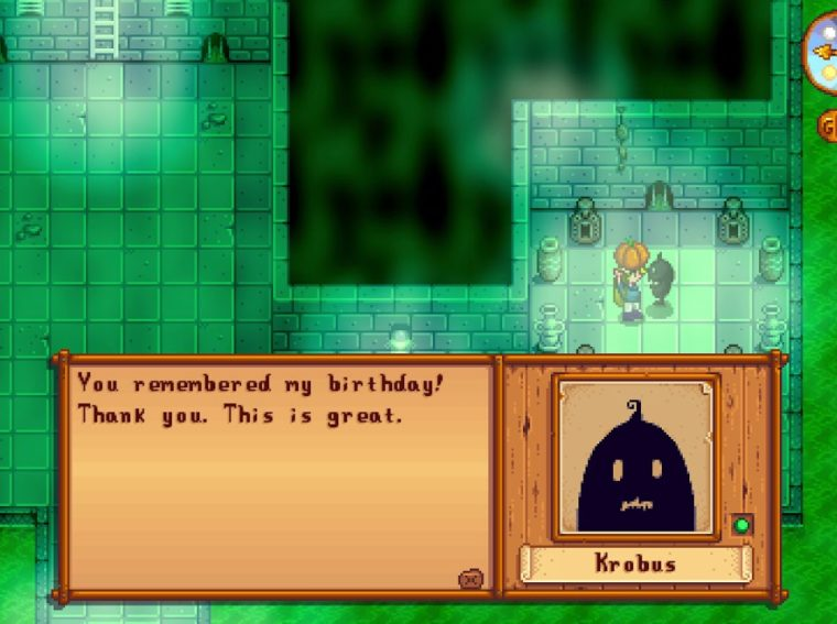 Stardew Valley How To Become Friends With The Krobus And