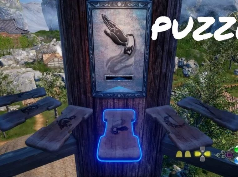 Shenmue 3 - how to solve the puzzle on the bell tower