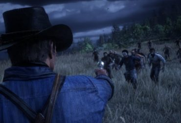 Modder's did a zombie apocalypse in RDR2
