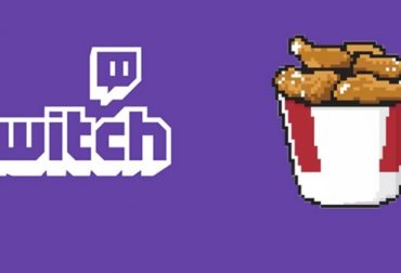 On Twitch, you can now order food while you're watching the stream