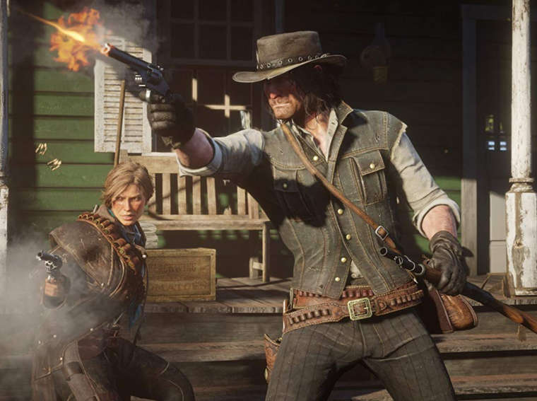 red dead redemption 2 pc performance
