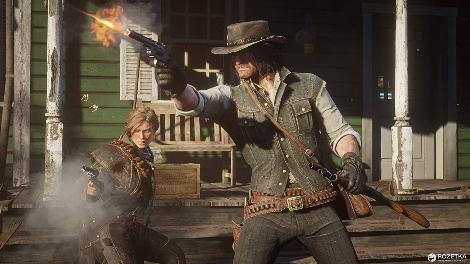 How to set up Red Dead Redemption 2? Graphics settings and optimization for a weak PC