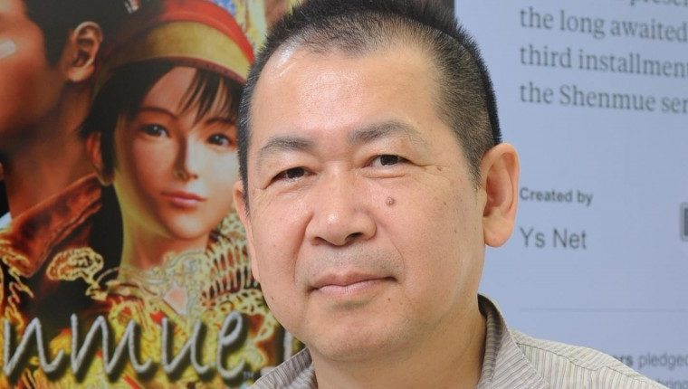Yu Suzuki left a fan letter in Shenmue 3 in which he talks about Shenmue 4
