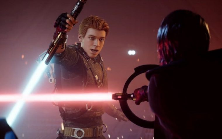 The Star Wars Jedi: Fallen Order has partially spoiled the final in a latest commercial