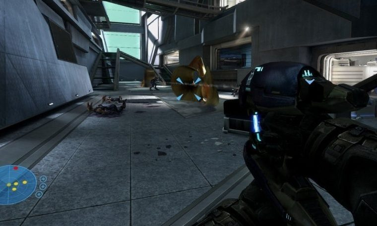 Halo Reach on PC - the best weapon in the game