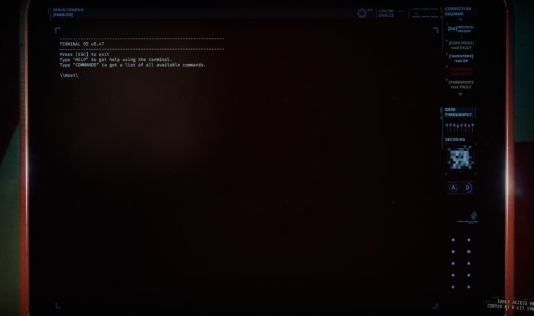 How to use a terminal in GTFO