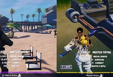 How to play Fortnite on one screen - split screen with another on PS4 and Xbox one