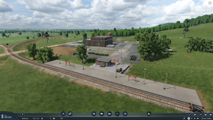 Transport Fever 2 review - Create, fly, ride and swim