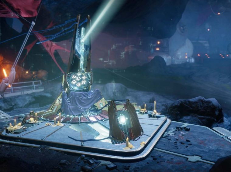 Destiny 2: How to activate obelisk in Tower
