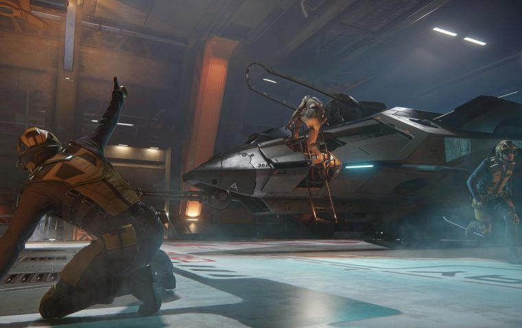 The authors of Star Citizen spoke about prisons and crimes