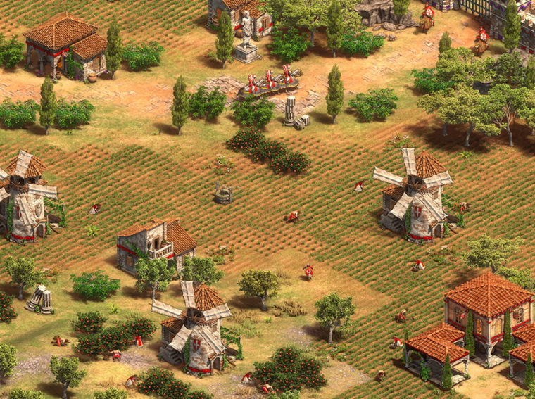 Impressions from Age of Empires 2: Definitive Edition - a brilliant remaster of cult strategy
