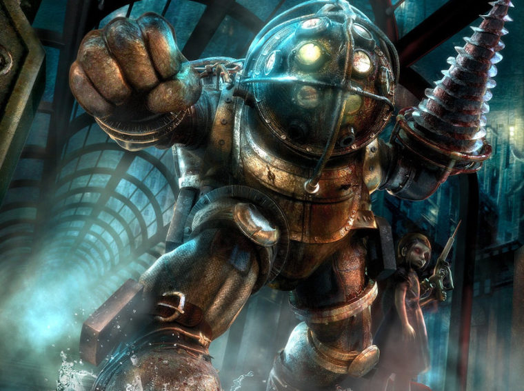 2K Games confirmed the development of a new part of BioShock
