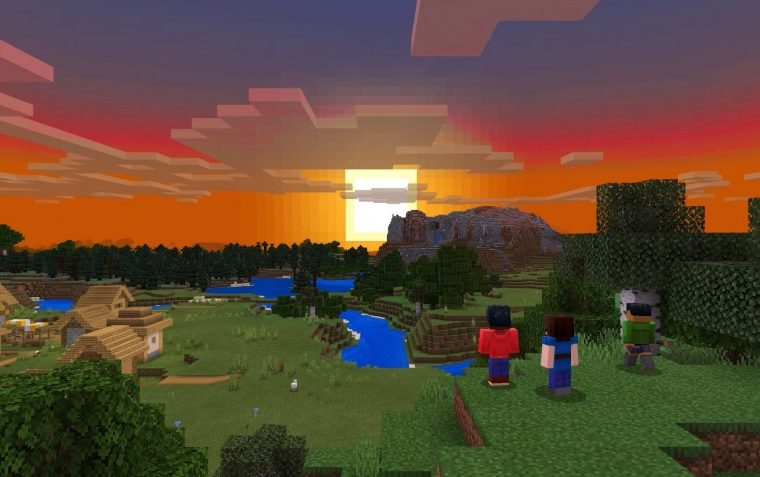Officially: Minecraft Bedrock Version will be released on PS4 tomorrow!