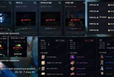 Lineage 2M guide – Dungeons