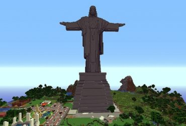 "Hackers ""killed"" a Christian server in Minecraft for good players"