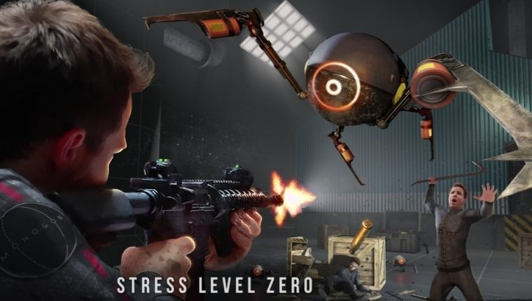 Insider: Boneworks' VR action had a direct impact on the development of Half-Life: Alyx