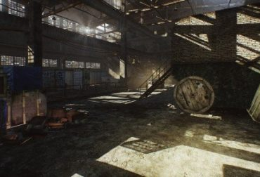 All exit points in Escape From Tarkov game - Plant, Factory, Customs.