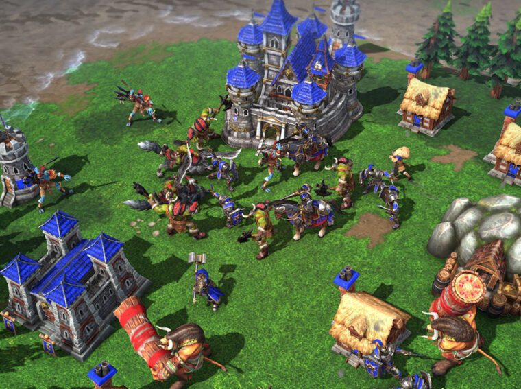 How to view your FPS in Warcraft 3 Reforged