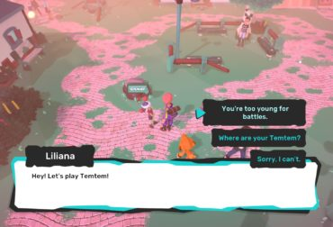 Temtem - quest Gone with the Sillaro complete guide