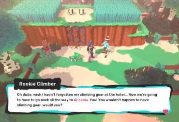 Temtem guide - How to get your climbing equipment