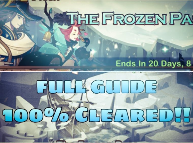 AFK Arena - Passing the Frozen Pass guide