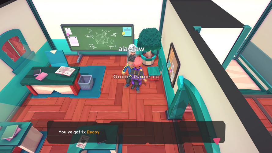 Temtem - passing the quest Missing kids guide
