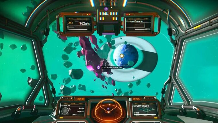 How to get quicksilver on No Man's Sky
