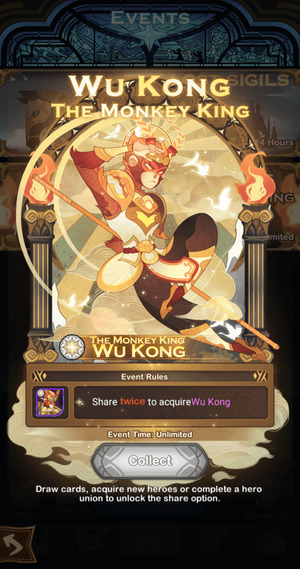 AFK Arena - how to get Sun Wukong for free