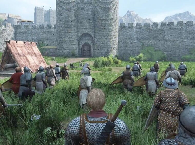 Mount & Blade II: Bannerlord guide.