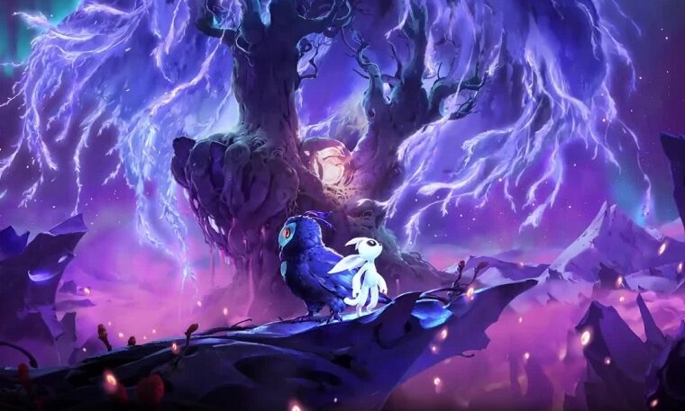 Guide and passage of Ori and the Will of the Wisps - how to defeat boss Kwolok.