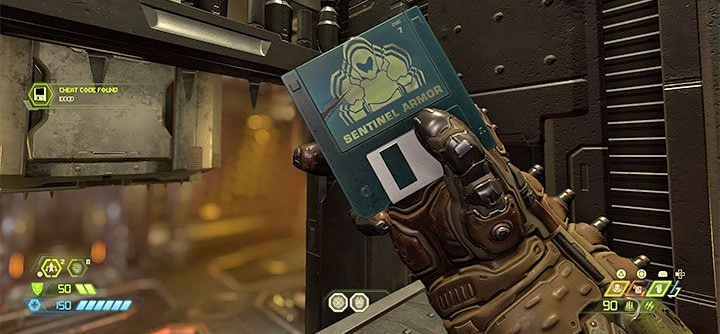 How to unlock cheat codes in Doom Eternal
