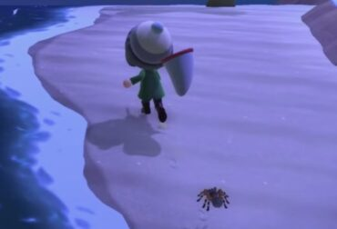 How to get to Spider Island in Animal Crossing: New Horizons