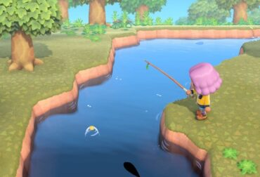 Golden Trout in Animal Crossing: New Horizons - How and where to find it (catch it)