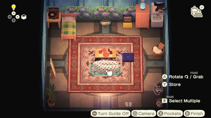 How to decorate your home in Animal Crossing New Horizons