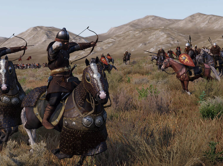 Mount & Blade II: Bannerlord - long-range weapon guide.
