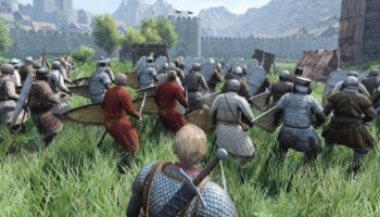How to increase the size of a party (group) in Mount & Blade II: Bannerlord guide