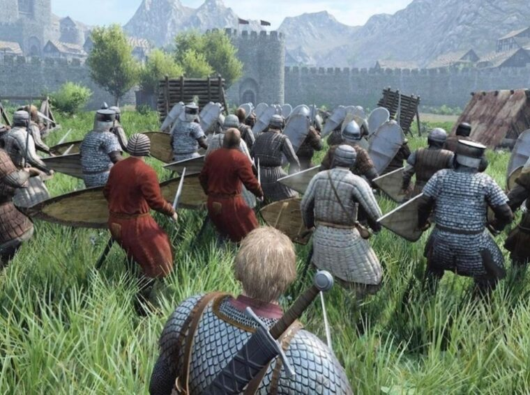 How to build an army in Mount & Blade 2: Bannerlord